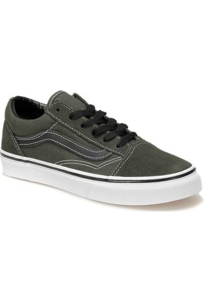 Vans Vn0A38Hbu3X1 Siyah Unisex Çocuk Sneaker Ayakkabı