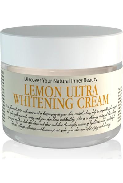 Chamos Acaci Lemon Ultra Whitening Cream - Limon Özlü Beyazlatıcı Krem