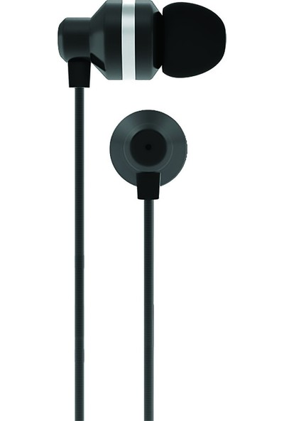 Coby Cvpe-05-Blk HY6RID Mikrofonlu Kulakiçi Kulalık