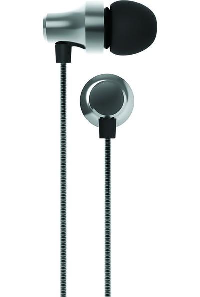 Coby Cvpe-04-Slv SPH1RX Mikrofonlu Kulakiçi Kulaklık