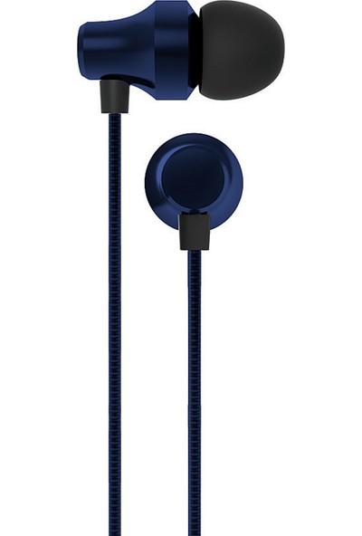 Coby Cvpe-04-Blu SPH1RX Mikrofonlu Kulakiçi Kulaklık
