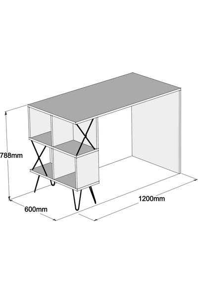 Variant Extra Çalışma Masası - Krem