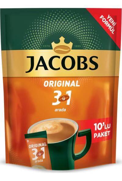 Jacobs 3ü1 Arada 10'lu Paket