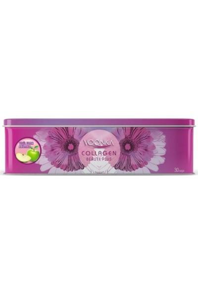 Voonka Collagen Beauty Plus 30 Saşe Yeşil Elma Aromalı