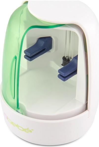 Obebe BD-3270 Taşınabilir Emzik Temizleyici Sterilizatör – Pilli