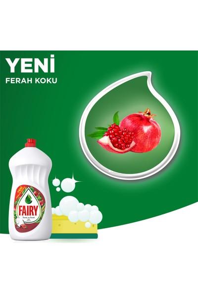 Fairy Sıvı Bulaşık DeterjanıNar1350 ml 4'lü