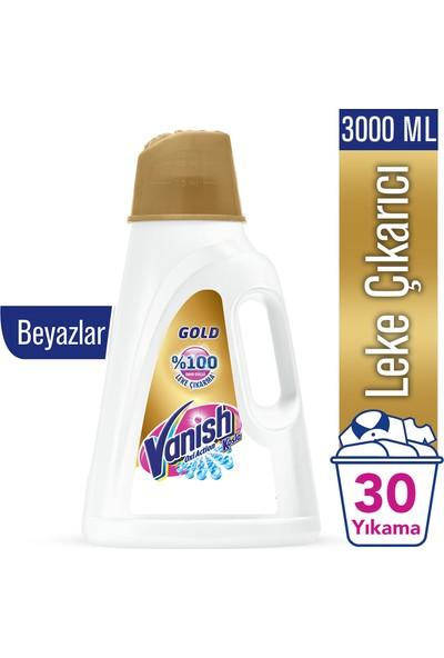 Vanish Kosla Oxi Action Gold Sıvı Leke Çıkarıcı 3000 ml Beyazlar İçin