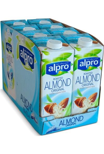 Danone Alpro Badem Sütü 1 lt 8'li