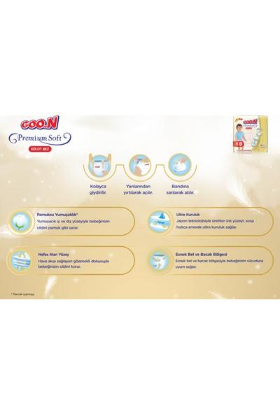 Goon Premium Soft Külot Bez 6 Beden Aylık Ekonomik Paket 78 Adet