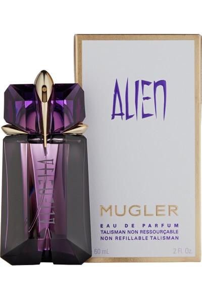 Thierry Mugler Alien Non Refillable Edp 60 Ml Kadın Parfümü