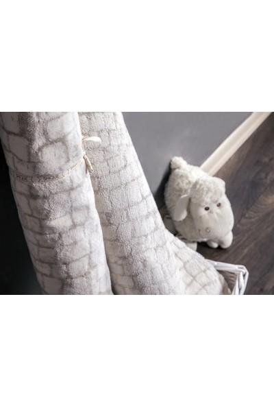 Shıque Kroko 120 x 180 cm Pamuk/Keten Halı