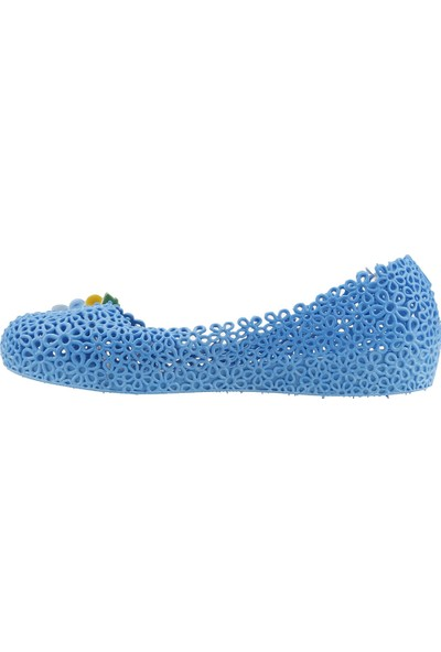 Almues 1401 Plaj Deniz Havuz Babet Bayan Deniz Ayakkabısı Mavi