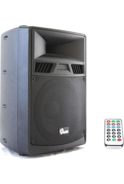"""Alfon AFAS-3412A 12"""" 30CM 150W Aktif Speaker"""