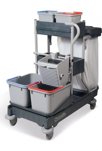 Numatic SCG1415 Modüler Kompak Kat Temizlik ve Meydan Arabası