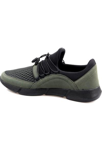 G-Class 4 Renk Bağcıksız Erkek Günlük Spor Ayakkabı