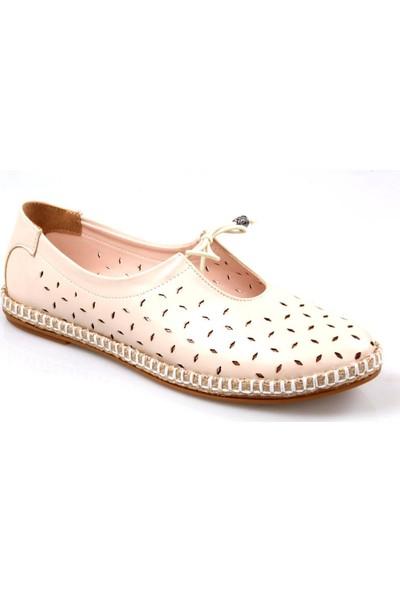 Nehir Kadın Bej Günlük Ayakkabı