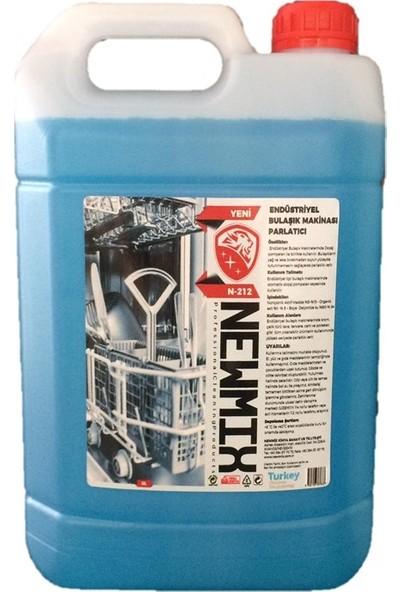 Newmix Endüstriyel Bulaşık Makinesi Parlatıcısı 5 lt