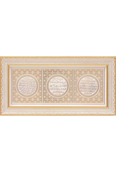Minikhome Dekoratif Islami Goblen Tablo