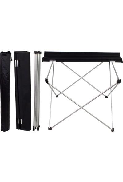 Pratico Çantalı Katlanır Yeni Model Piknik Masası
