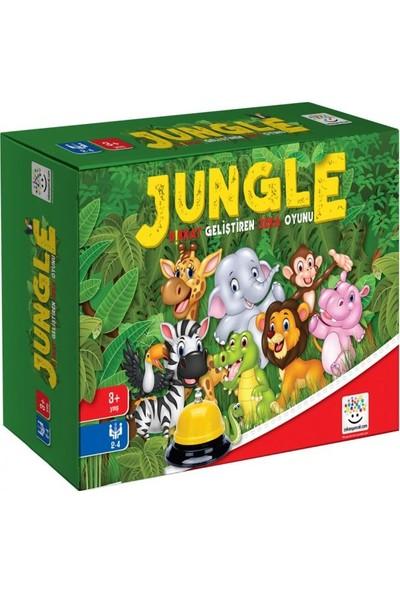 Zeka Oyuncak Jungle - Dikkat Geliştiren Zeka Oyunu
