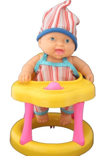 Efe Yürüteçli Oyuncak Bebek