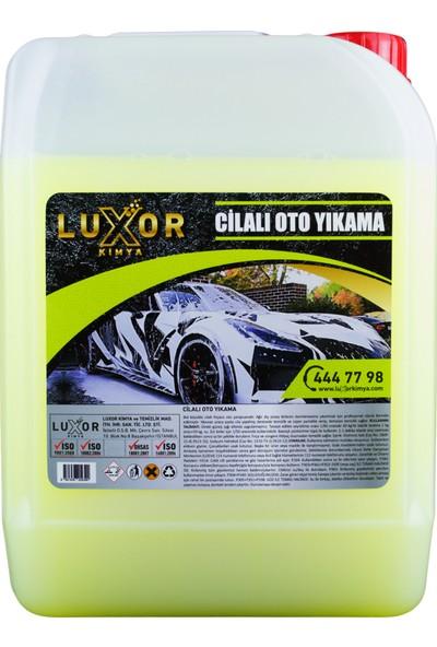 Luxor Kimya Cilalı Oto Şampuanı 20 Kg