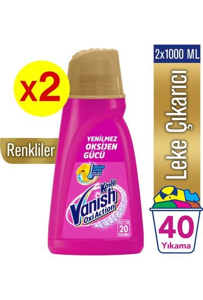 Vanish Kosla Sıvı Gold Pembe Pembe 1 Lt+1 Lt