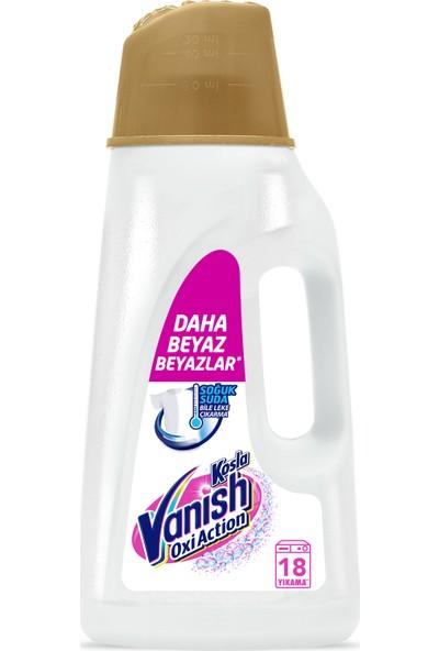 Vanish Kosla Oxi Action Gold Sıvı Leke Çıkarıcı 1800 ml Beyazlar için