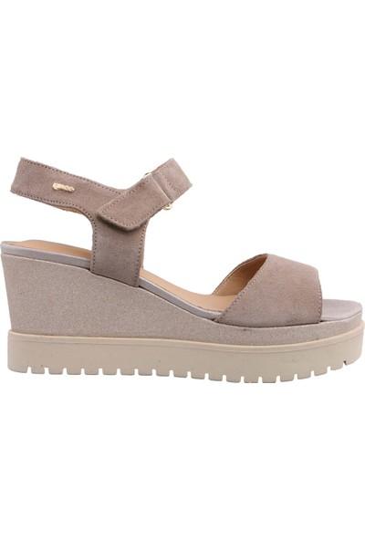 Igı & Co Kadın Doğal Deri Sandalet