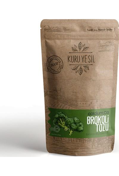 Kuru Yeşil Brokoli Tozu 100 gr