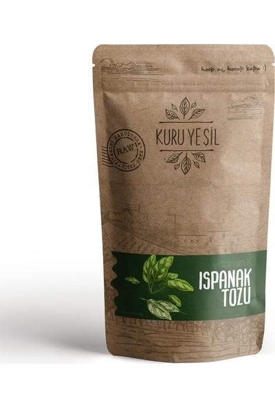 Kuru Yeşil Ispanak Tozu 100 gr