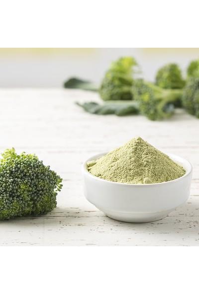 Kuru Yeşil Renkli Sebze Paketi (Brokoli-Soğan-Pancar)