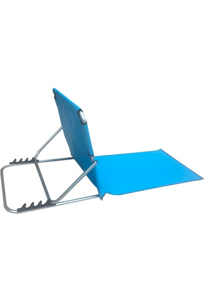 Lilabebe Kamp Sandalyesi Pratik Şezlong Turkuaz