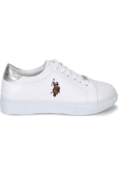 U.S. Polo Assn. Kadın Ayakkabı 50215241-VR013