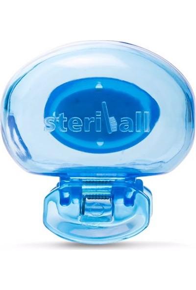 Steriball Diş Fırçası Koruma Kabı-Mavi