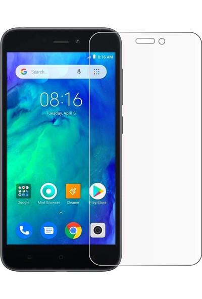 Microcase Xiaomi Redmi Go Tempered Glass Cam Koruma