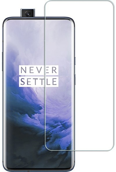 Microcase Oneplus 7 Pro Tempered Glass Cam Koruma