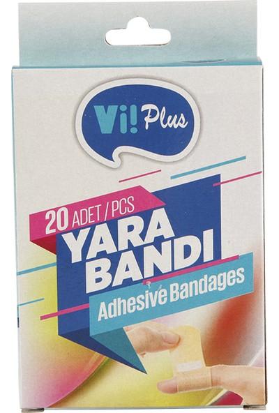 Vi! Plus Yara Bandı 20 Li Kutu