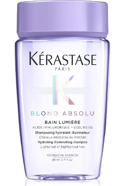 Kerastase Blond Absolu Bain Lumiere Şampuan 80ml