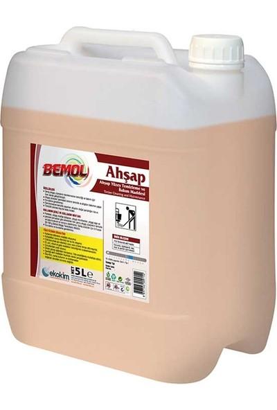 Bemol Ahşap Temizleme ve Bakım Maddesi Sabun Bazlı 5 kg
