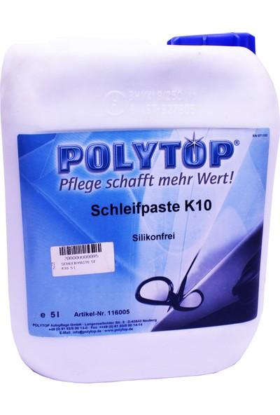 Polytop Schleifpaste K10 5 L