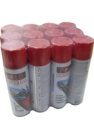 Polo Çakmak Gazı 270 ml 12 Li Paket