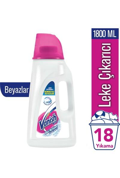 Vanish Kosla Sıvı Leke Çıkarıcı Kristal Beyaz 1800 ml