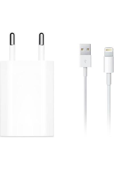 Daytona Apple iPhone Lightning Uyumlu Şarj Cihazı + Kablo