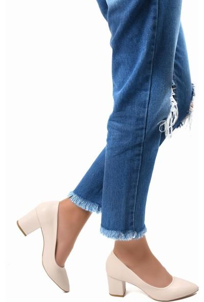 Sapin 23283 Kadın Topuklu Ayakkabı