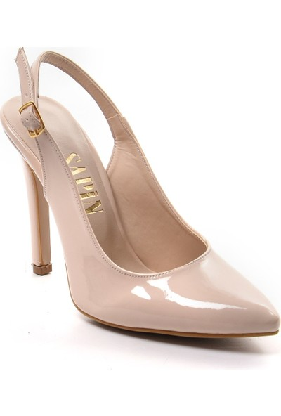 Sapin 23421 Kadın Topuklu Ayakkabı