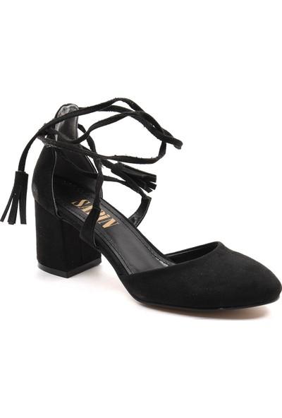 Sapin 23055 Kadın Topuklu Ayakkabı