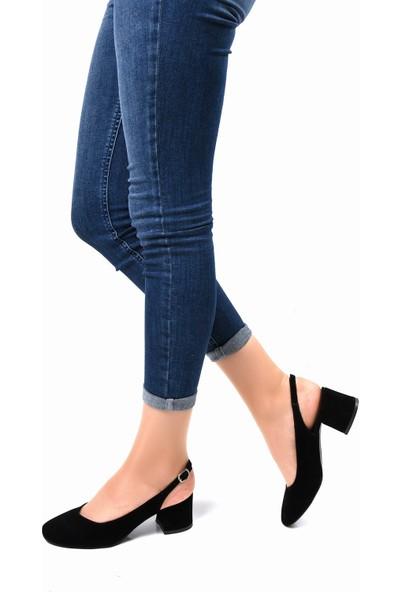 Sapin 23062 Kadın Topuklu Ayakkabı