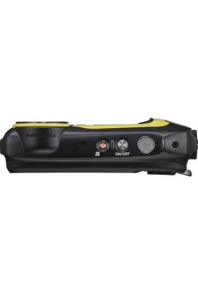 Fujifilm Finepix XP140 Sualtı Dijital Fotoğraf Makinesi ( Sarı )