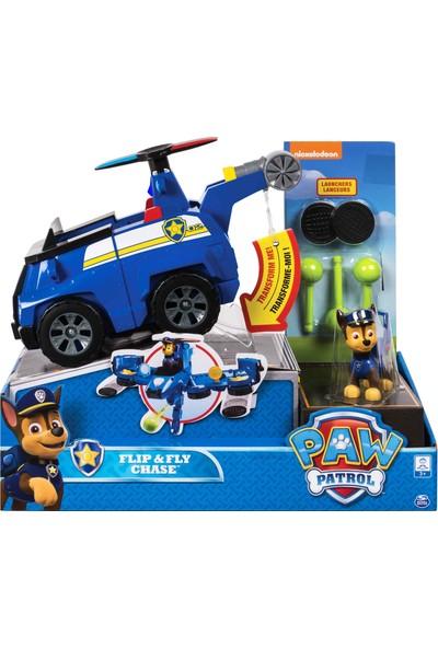 Paw Patrol Dönüşen Özel Araçlar Chase